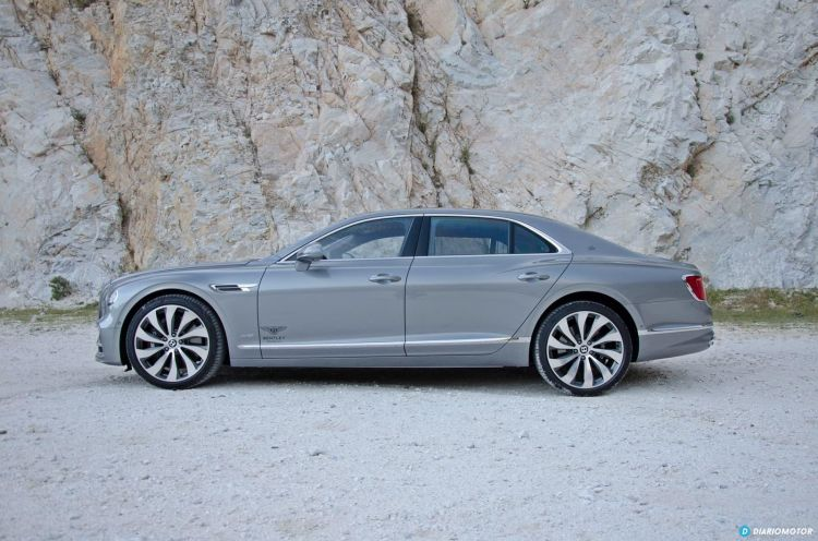 Bentley Flying Spur 2020 Prueba 017