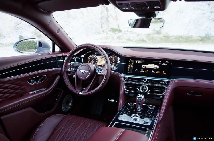 Bentley Flying Spur 2020 Prueba 027