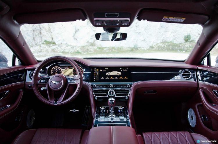 Bentley Flying Spur 2020 Prueba 028