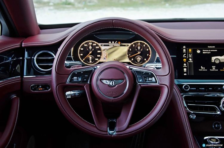 Bentley Flying Spur 2020 Prueba 030