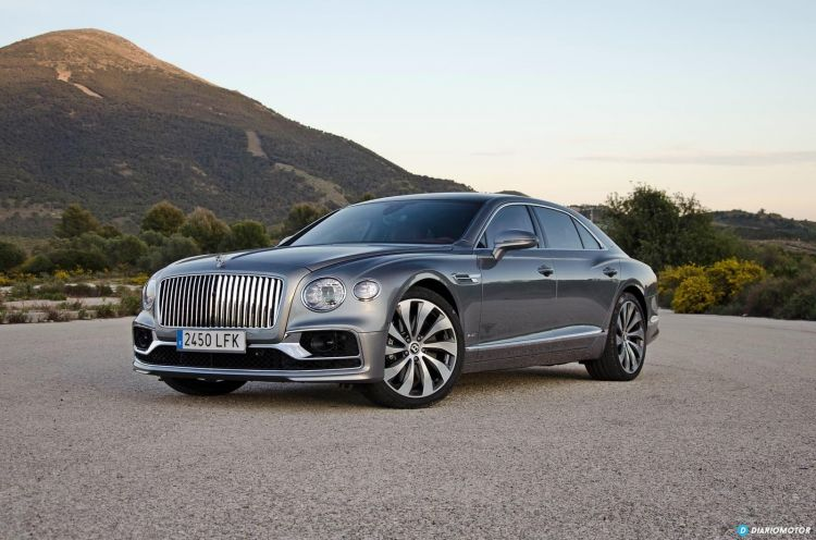 Bentley Flying Spur 2020 Prueba 041
