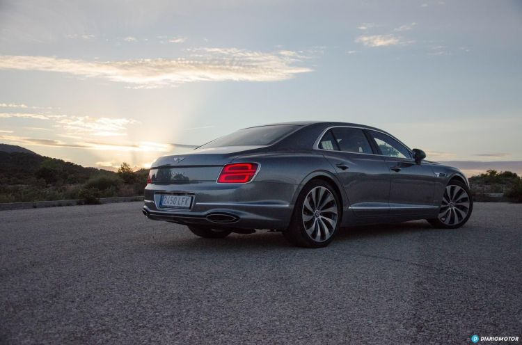 Bentley Flying Spur 2020 Prueba 042
