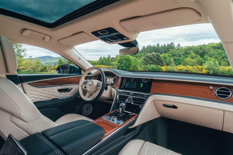 Bentley Flying Spur Hybrid 2022 3