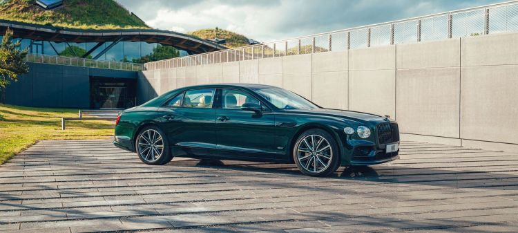 Bentley Flying Spur Hybrid 2022 P