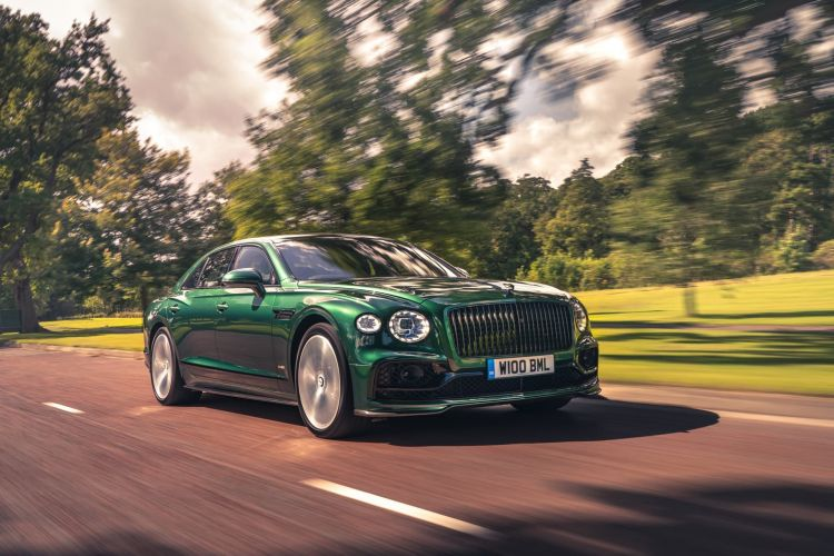 Bentley Flying Spur Styling Specification 01