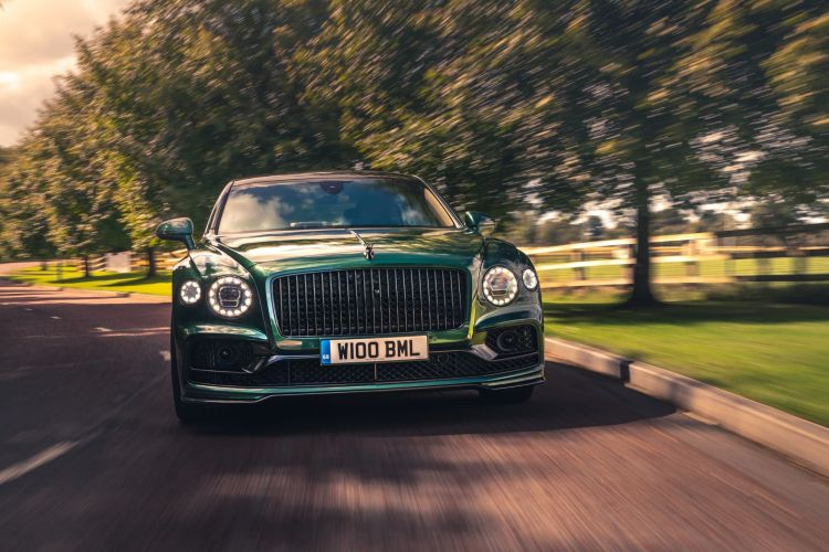 Bentley Flying Spur Styling Specification 03