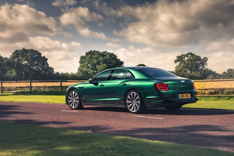 Bentley Flying Spur Styling Specification 08