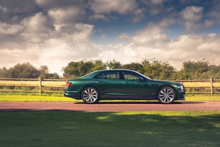 Bentley Flying Spur Styling Specification 09