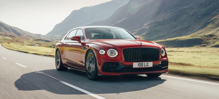 Bentley Flying Spur V8 Portada