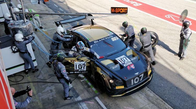 Bentley Gt3 Circuito Cataluna 1019 000