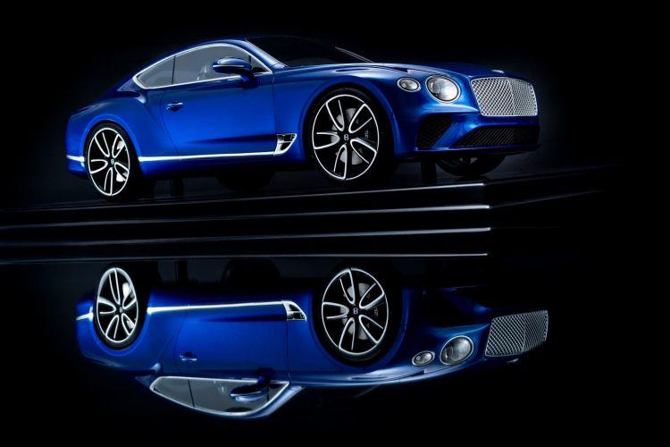 Bentley Miniaturas Continental Gt 01