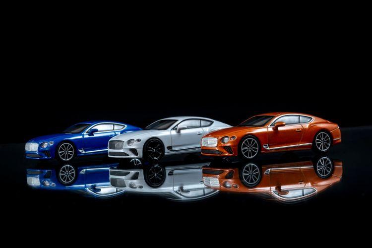 Bentley Miniaturas Continental Gt 08