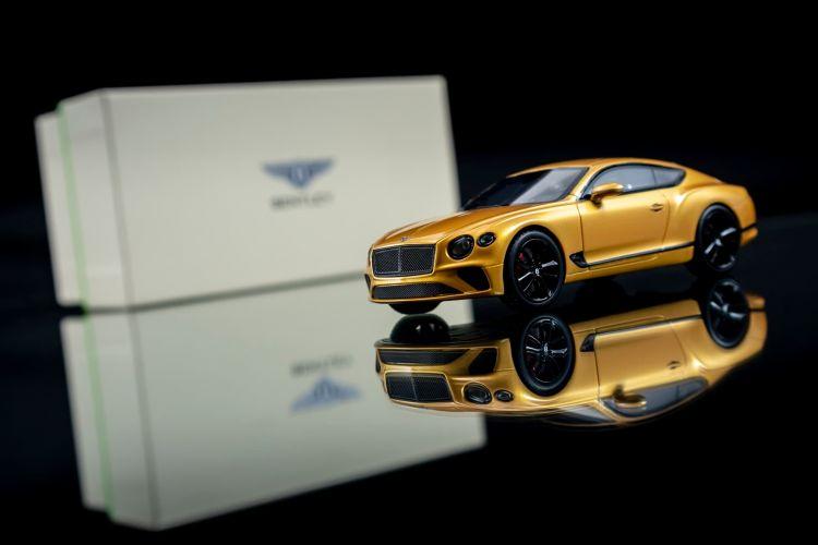 Bentley Miniaturas Continental Gt 10