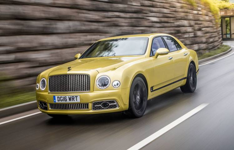 Bentley Mulsanne 001