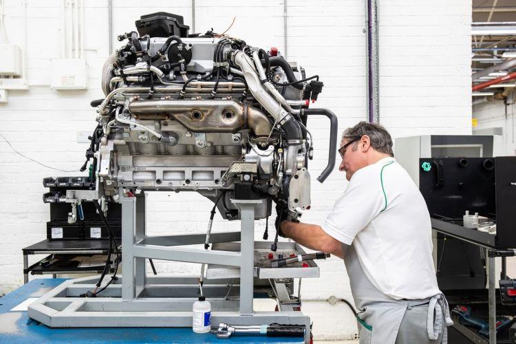 Bentley Mulsanne Speed S2 60 Anos V8 1219 001