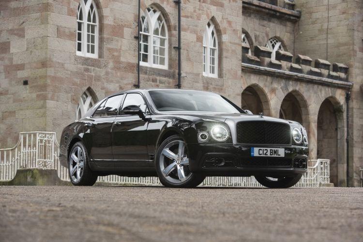 Bentley Mulsanne Speed S2 60 Anos V8 1219 005