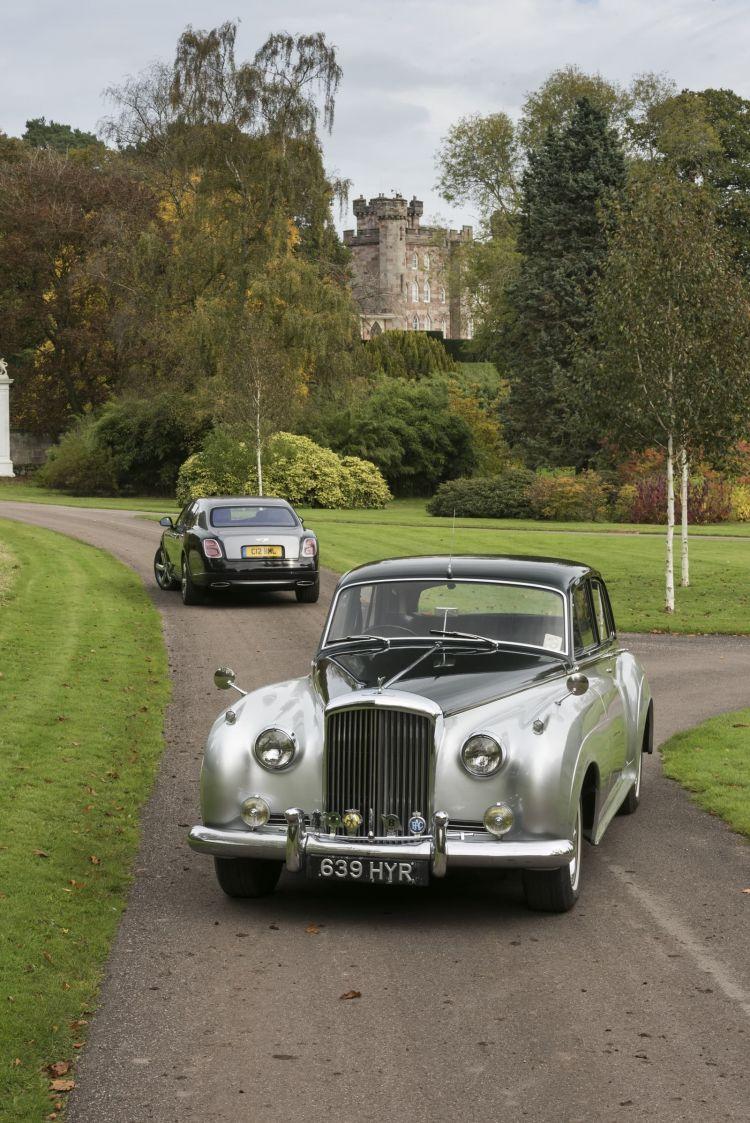 Bentley Mulsanne Speed S2 60 Anos V8 1219 006