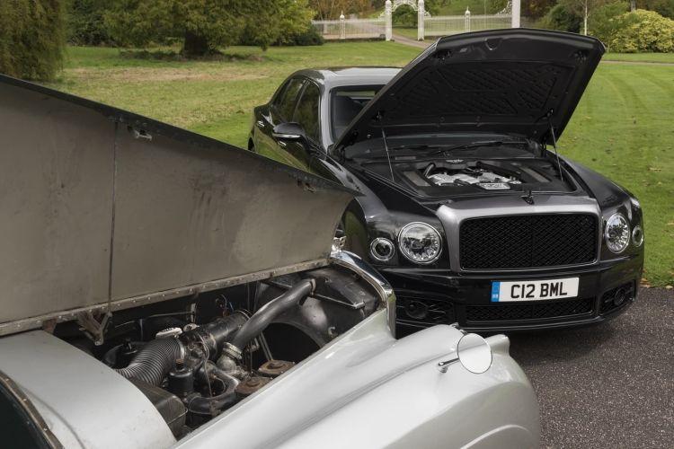 Bentley Mulsanne Speed S2 60 Anos V8 1219 007