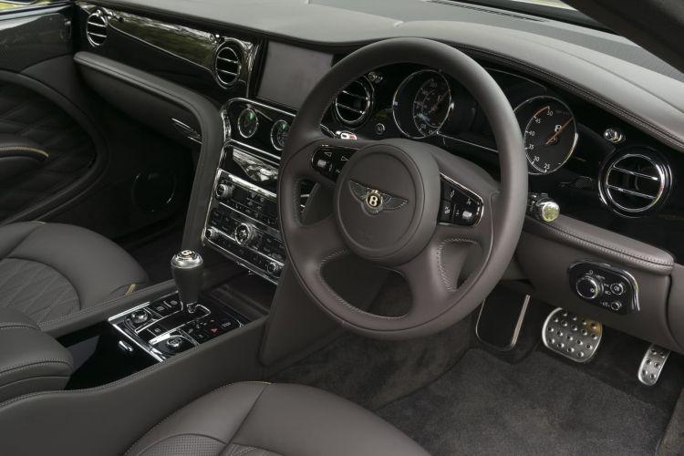 Bentley Mulsanne Speed S2 60 Anos V8 1219 008