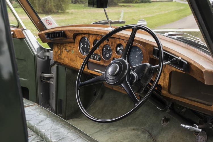 Bentley Mulsanne Speed S2 60 Anos V8 1219 009