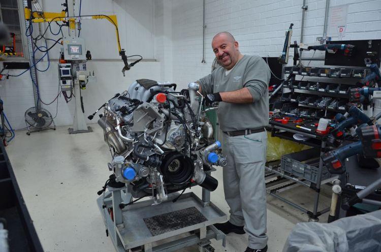 Bentley Mulsanne Speed S2 60 Anos V8 1219 012