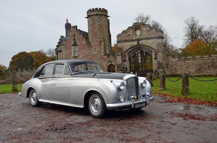 Bentley Mulsanne Speed S2 60 Anos V8 1219 033