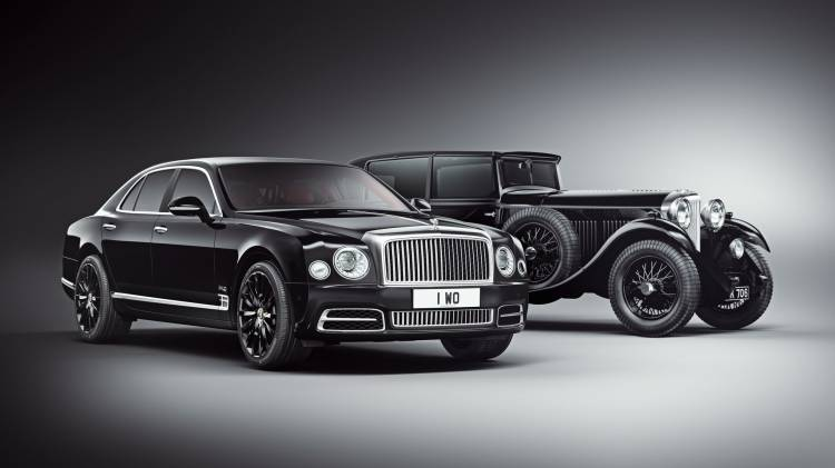 Bentley Mulsanne Wo Bentley 1