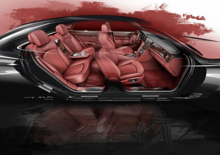 Bentley Mulsanne Wo Bentley 3