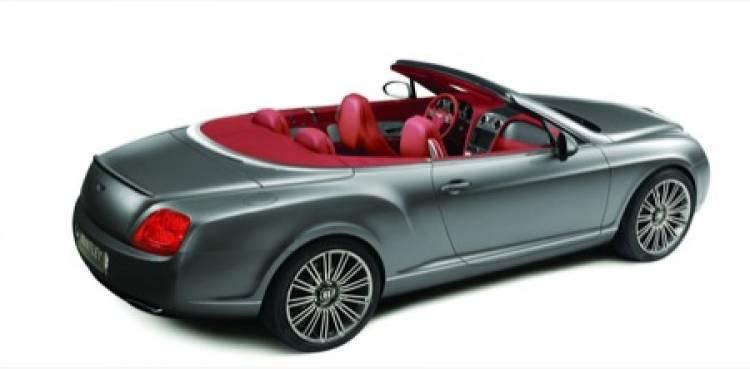 Bentley Continental GTC y GTC Speed