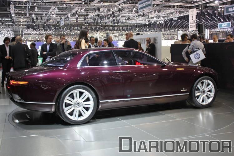 Bertone Jaguar B99 Concept en Ginebra