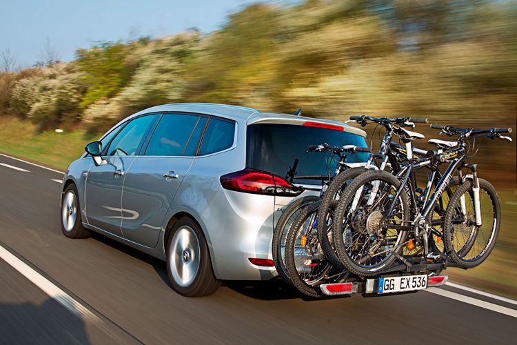 Bicicleta Coche Opel