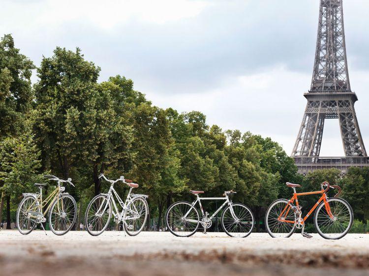 Bicicletas Paris Peugeot
