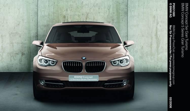 BMW Serie 5 Gran Turismo Concept