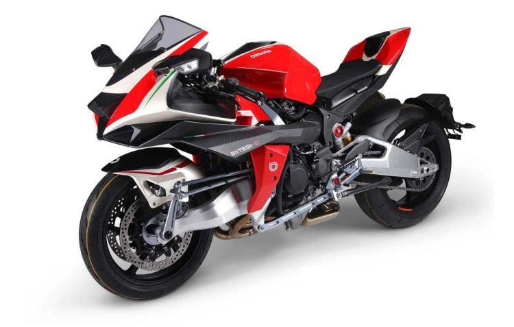 Bimota Tesi H2 Kawasaki Dm 1