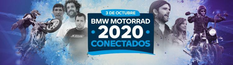 Bmb Motorrad Conectados Cartel 2020