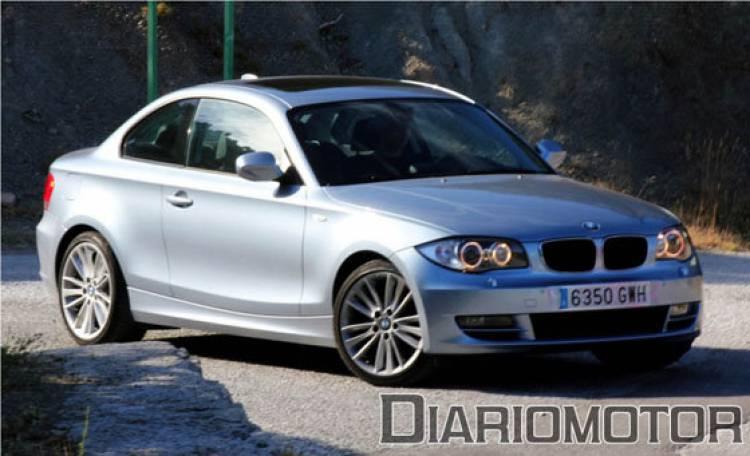 Prueba BMW 120d