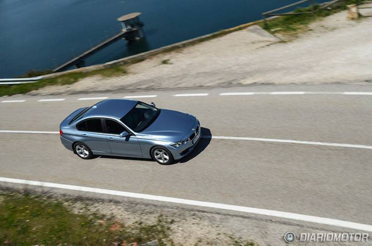 Prueba del BMW Serie 3