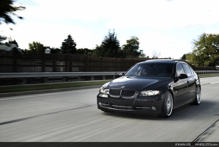 BMW 335i sedán WheelSTO</