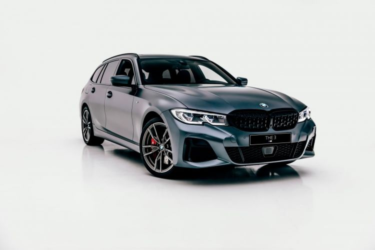 Bmw 340i Touring Xdrive First Edition 11