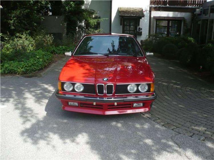 Bmw 635 Csi 1985 500 Km Venta 02