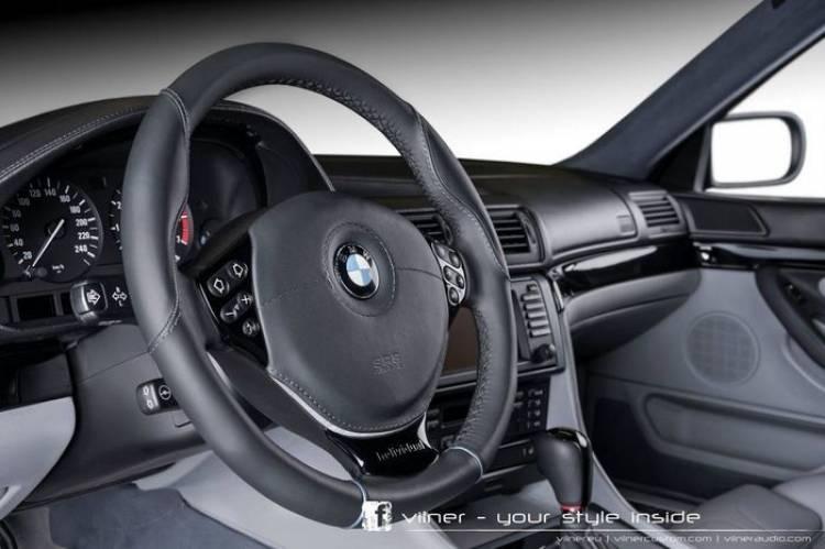 Vilner se atreve con un clásico de altura como el BMW 750i V12