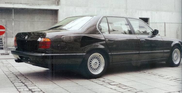 BMW 767iL