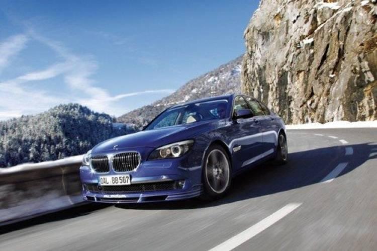 BMW Alpina B7 Bi-Turbo Allrad
