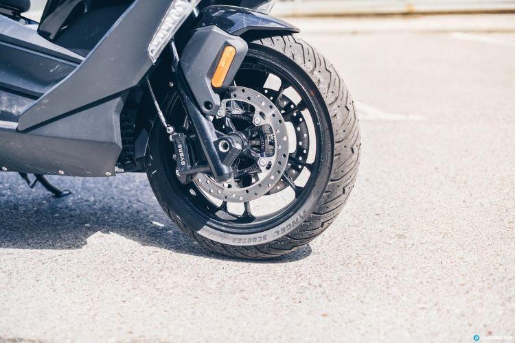 Bmw C 400 Gt Prrueba Scooter 10