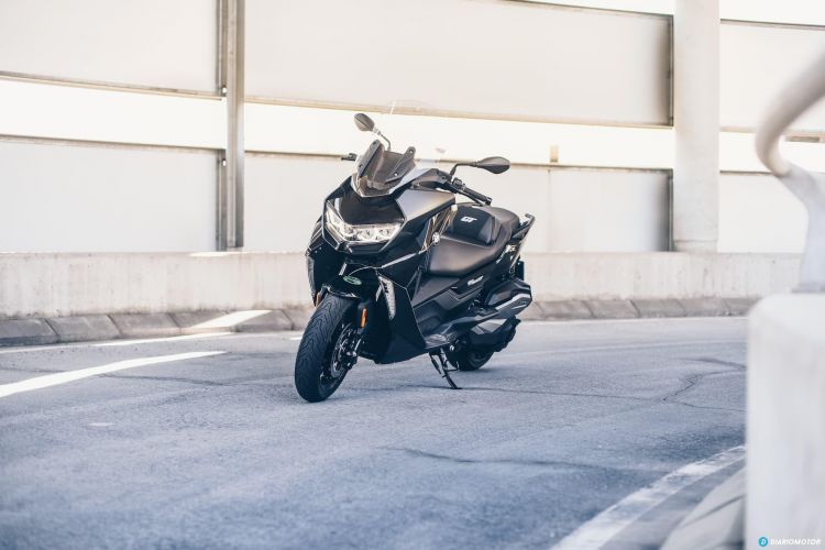 Bmw C 400 Gt Prrueba Scooter 2