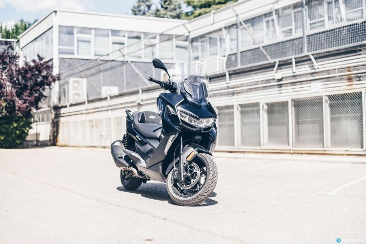 Bmw C 400 Gt Prrueba Scooter 6