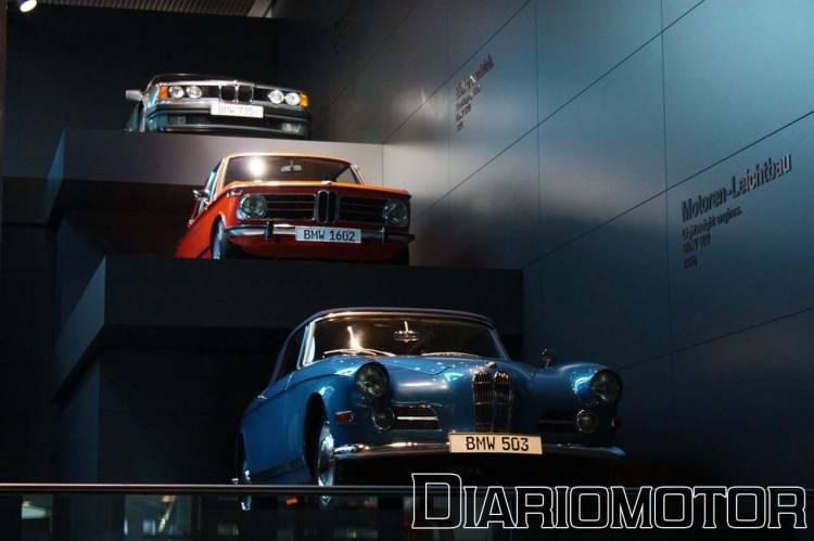 BMW clásicos en el Salón de Frankfurt 2009