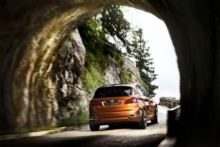 El BMW Serie 1 GT listo para debutar en el próximo Salón de Ginebra
