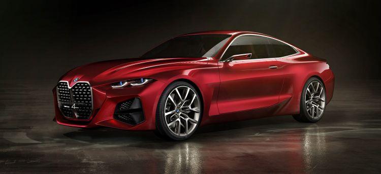 Bmw Concept4 Serie 4 Adelanto 2020
