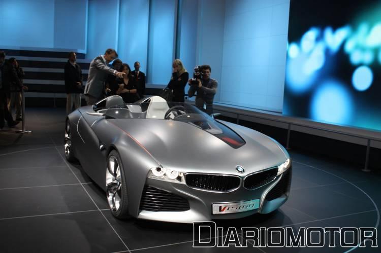 BMW ConnectedDrive Vision en Ginebra